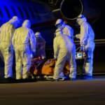 Rusya'dan özel uçakla Bursa'ya getirildiler
