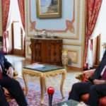 TBMM Başkanı Şentop, BM Genel Kurul Başkanlığı görevine başlayan Bozkır'ı kabul etti