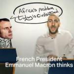 TRT World, Afrika gerçeklerini Fransa'nın yüzüne vurdu! Dışişleri küplere bindi
