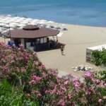 Turistlerde yasağa uydu sahiller boş kaldı