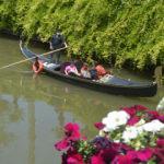 Türkiye'nin Venedik'i Porsuk'ta gondollar kürek çekmeye başladı