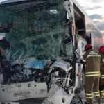 Sabaha karşı korkunç kaza: Çok sayıda ölü ve yaralı var