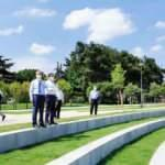Yıldız Teknik Üniversitesi'ne Akıllı Millet Bahçesi