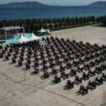 Yunus ekiplerine 150 yeni motosiklet