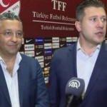 2. ve 3. Lig Kulüpler Birliği temsilcileri TFF ile görüştü