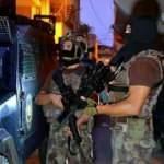 Mersin'de PKK operasyonu: 4 kişi yakalandı