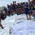 Bangladeş'te feribot faciası! Cesetler peşi sıra dizildi