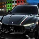 Maserati'den özel İtalyan şeridi opsiyonu