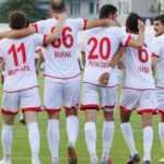 Adanaspor TFF 1. Lig'e veda etti