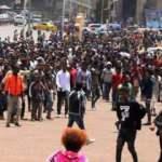 Afrika ülkesi karıştı! 2 günde 81 ölü