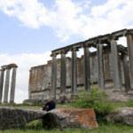 """Aizanoi Antik Kentinde """"Antik Çağ'a yolculuk"""""""