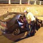 Karabük'te alkollü sürücü dehşet saçtı