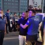 Bakırköy'de taksiciyi rehin alan 5 kişi yakalandı