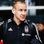 Beşiktaş'ta Vida ile yollar ayrılıyor!