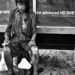 Fotoğrafını çektiği evsiz adam babası çıkan fotoğrafçı Diana Kim