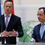 Macar Bakan Rum Bakanın yanında duyurdu! Dikkat çeken Türkiye açıklaması