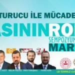 Mardin'de  'Uyuşturucu ile Mücadelede Basının Rolü' sempozyumu