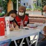Koronavirüsten dolayı kurbanlarını Türk Kızılayı'na bağışlıyorlar