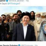 Meral Akşener, paylaştığı Erdoğan fotoğrafıyla ülkücü imajını sarstı