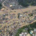 Sel felaketinde şehir suya gömüldü! Ölü sayısı artıyor