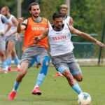 Trabzonspor 3 eksikle Galatasaray'a hazırlandı