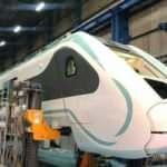 Türkiye için tarihi gün! Elektrikli milli tren raya indi