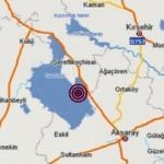 Ankara'da deprem! AFAD açıkladı