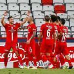 Antalyaspor Alanya'yı tek golle yıktı!