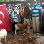Ayasofya'nın ibadete açılması kararı Togo'da sevinçle karşılandı