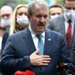 BBP Genel Başkanı Mustafa Destici'den sosyal medya açıklaması