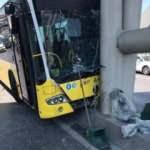 D-100'de kaza: Trafik felç oldu, çok sayıda yaralı var!