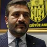 Ankaragücü Başkanı Fatih Mert: ''Fenerbahçe'nin yanındayız''