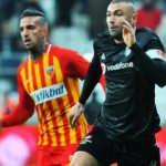 Kayserispor - Beşiktaş! CANLI
