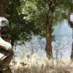 Mersin'de PKK'lı bir kadın terörist teslim oldu