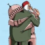 Müslüman coğrafyada Ayasofya coşkusu: Filistinli karikatüristten anlamlı mesaj