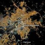 NASA'dan 'Ankara' paylaşımı