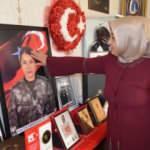 Şehit annesinden duygulandıran sözler: Evlatsız olunur ama vatansız olunmaz