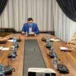 Serrac'dan askeri bölge komutanlarıyla kritik toplantı