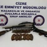 Şırnak'ta 'kaçakçılık' operasyonu: 47 gözaltı