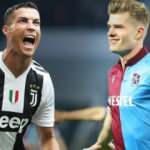 Sörloth ile Ronaldo arasında sadece 1 sayı kaldı!