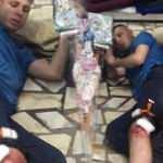 Sultangazi'de iş yerine silahlı saldırı! Yaralılar var