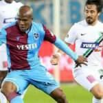 Trabzonspor, Denizlispor karşısında zorlanıyor