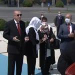 15 Temmuz anma törenleri başladı! Erdoğan'dan tarihi mesajlar
