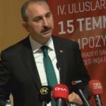 Abdülhamit Gül'den Ayasofya açıklaması: Bu olsaydı mümkün değildi!