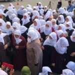 Ağrılı kadınlar Diyarbakır anneleri için Ayasofya'da buluşacak