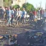 Azez'de bomba yüklü araçla saldırdılar