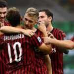 Hakan Çalhanoğlu atıyor Milan coşuyor!