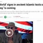"""İngiliz medyasından Kur'an-ı Kerim ve hadislerle """"kıyamet"""" uyarısı"""