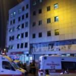 İstanbul'da bir hastanede yangın çıktı: Çok sayıda itfaiye ekibi bölgede