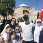 Müslümanlar Ayasofya'da namaz kılmak için sabırsızlanıyor